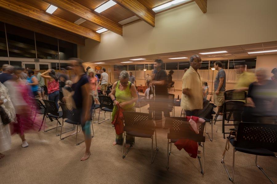 Meeting at Sacramento Dharma Center